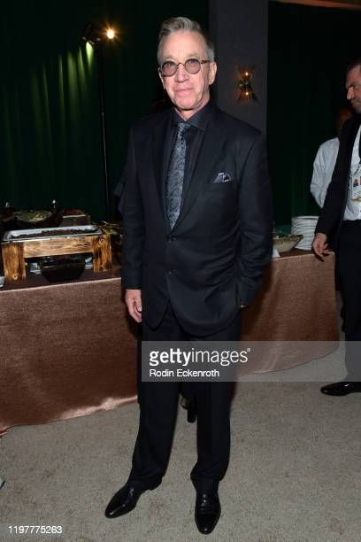 Tim Allen attends The Walt Disney Company 2020 Golden Globe Awards Post-Show Celebration at The Beverly Hilton Hotel on January 05, 2020 in Beverly...