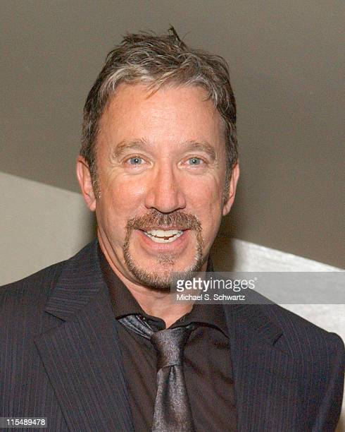 Tim Allen during Tim Allen Hosts the YMCA Benefit at the Hollywood Improv - October 16, 2005 at The Hollywood Improv in Hollywood, California, United...