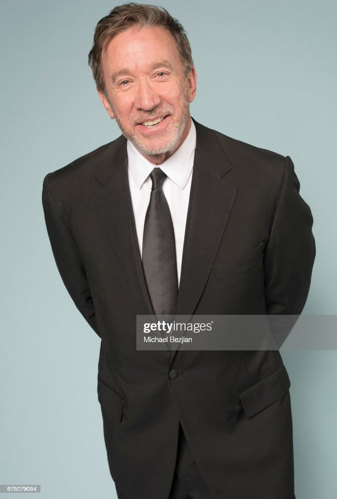 Tim Allen poses for portrait at The 44th Daytime Emmy Awards - Portraits by The Artists Project Sponsored by Foster Grant on April 30, 2017 in Los Angeles, California.