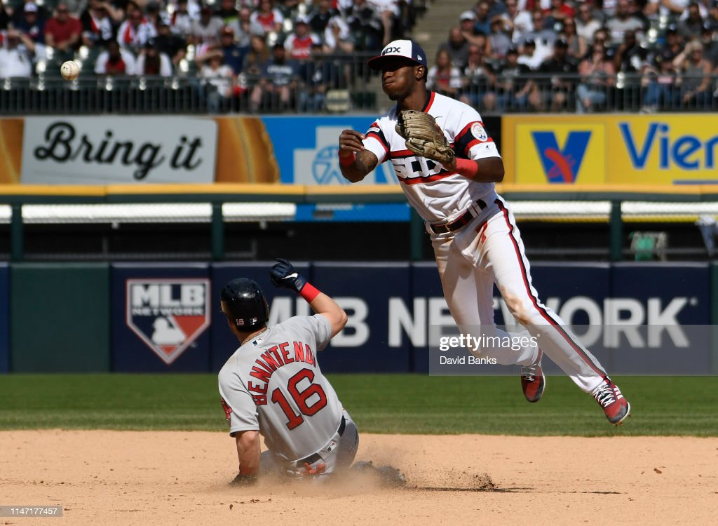 Boston Red Sox v Chicago White Sox : News Photo