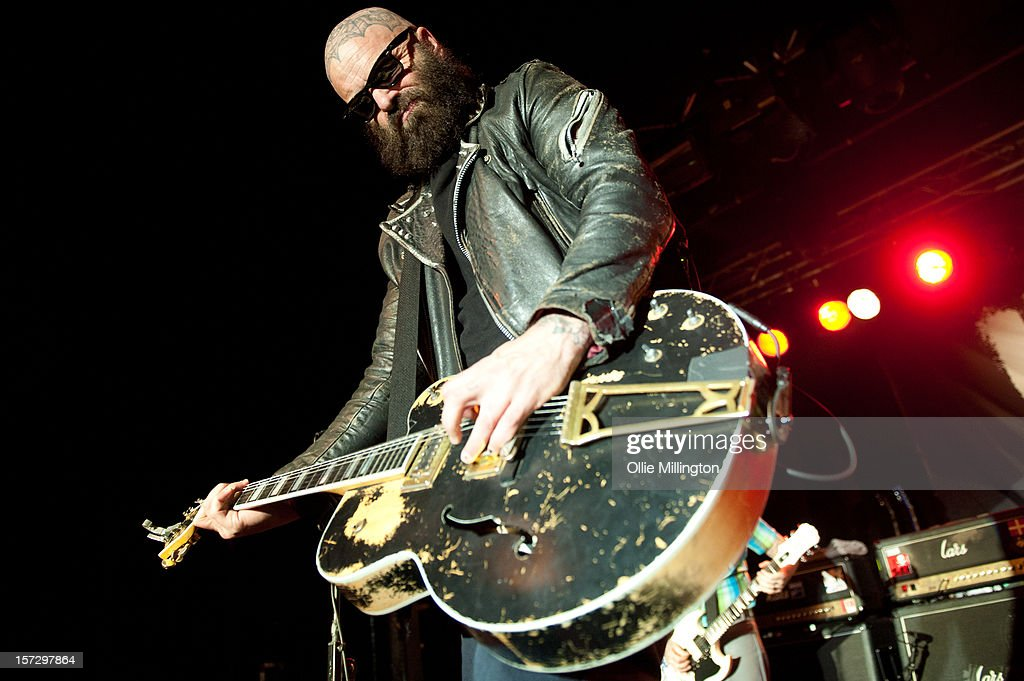 Rancid Perform At Rock City