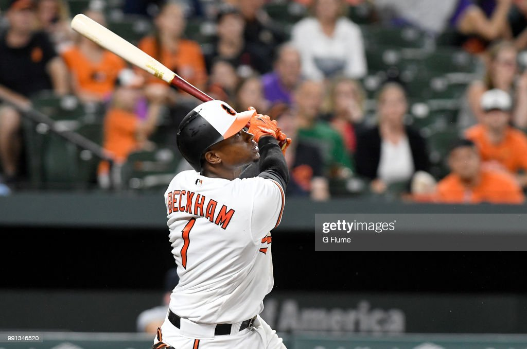 Seattle Mariners v Baltimore Orioles : News Photo
