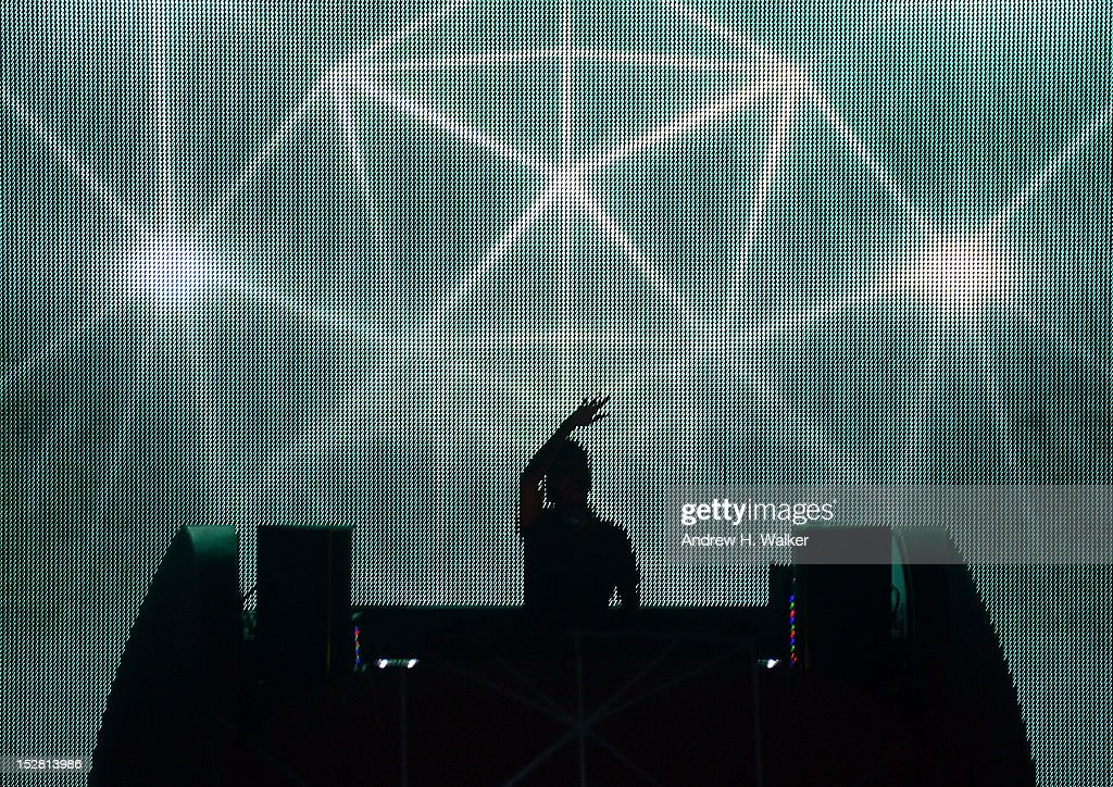 Avicii In Concert - New York, NY : News Photo