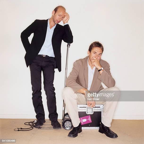 Tim Bevan and Eric Fellner