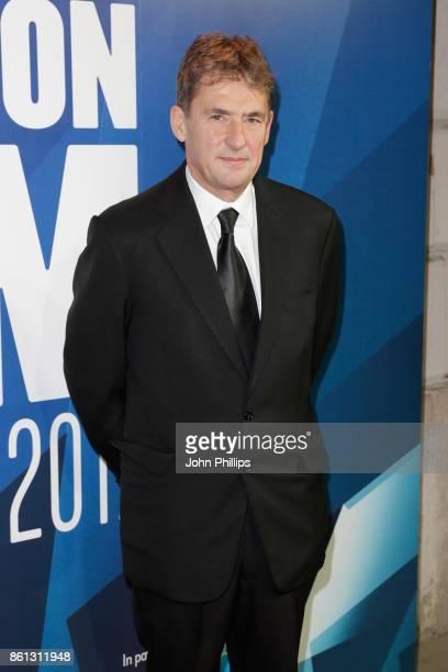 Tim Bevan attends the 61st BFI London Film Festival Awards on October 14 2017 in London England