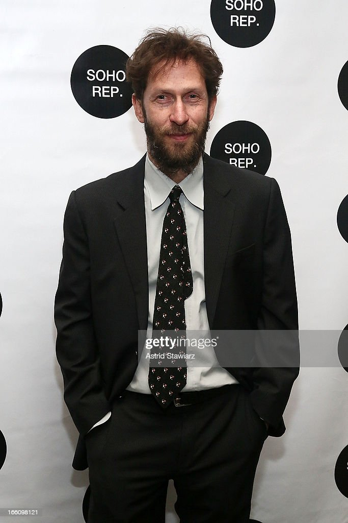 Tim Blake Nelson attends Soho Rep's 2013 Spring Gala on April 8, 2013 in New York City.