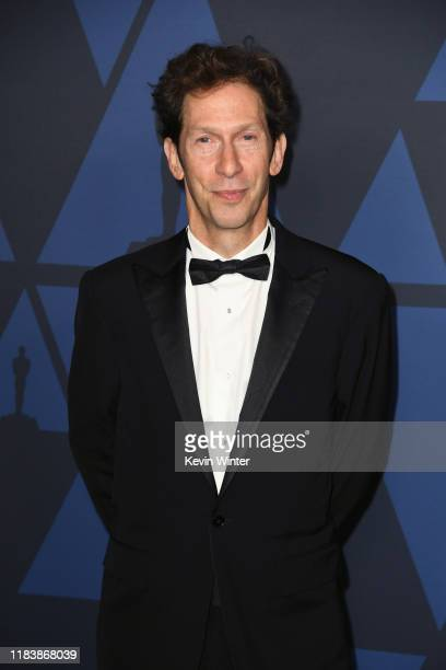 Tim Blake Nelson attends the Academy Of Motion Picture Arts And Sciences' 11th Annual Governors Awards at The Ray Dolby Ballroom at Hollywood...