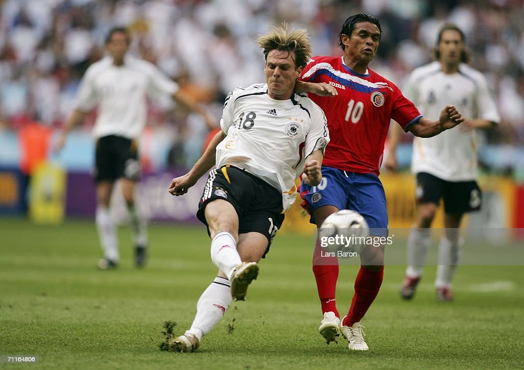 Group A Germany v Costa Rica - World Cup 2006 : ニュース写真