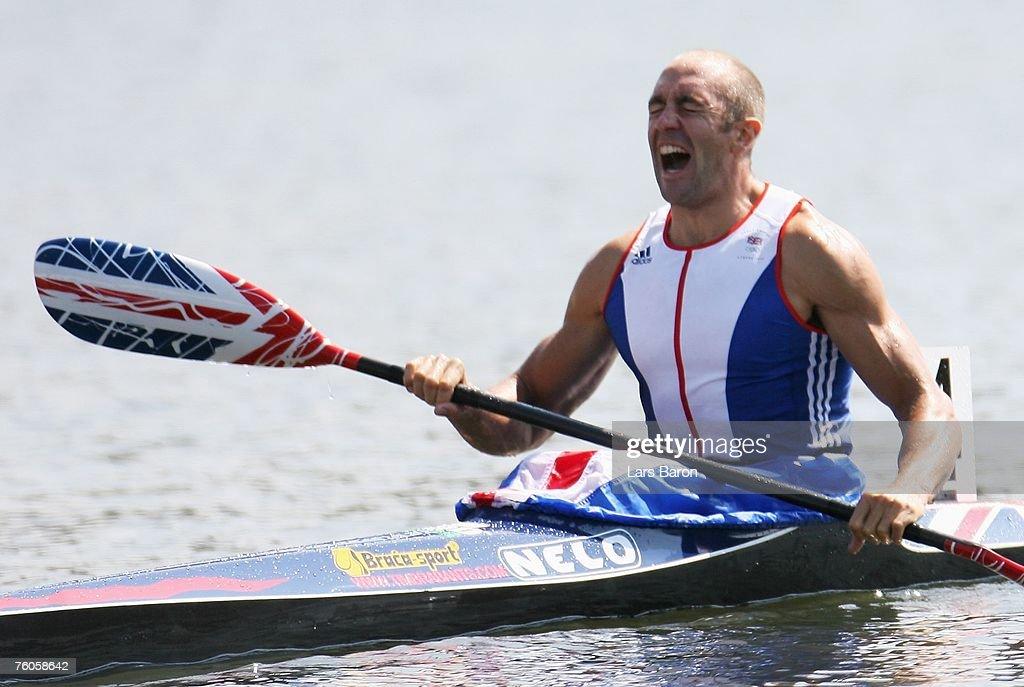 Canoe World Championship 2007 - Day 3 : ニュース写真