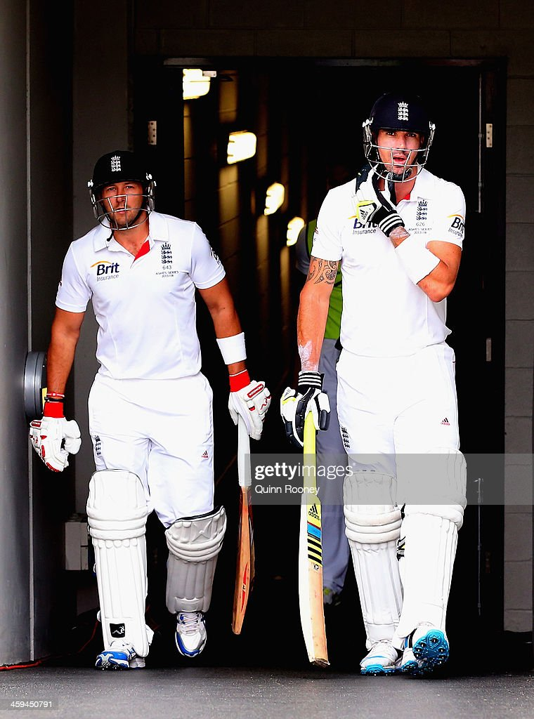Australia v England - Fourth Test: Day 2