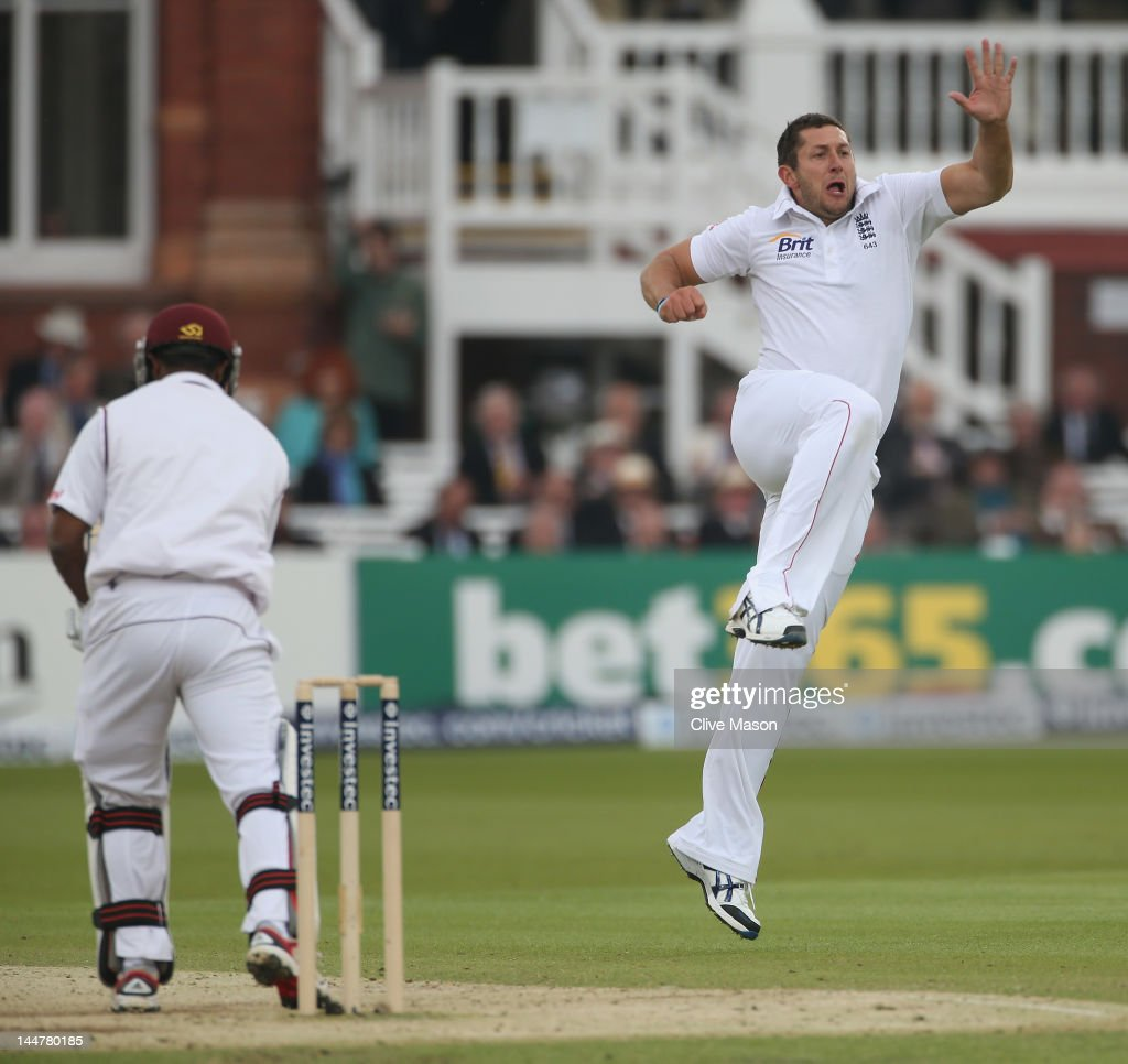 England v West Indies: 1st Investec Test - Day Three