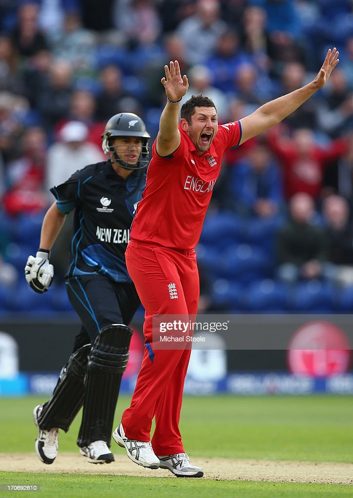 England v New Zealand: Group A - ICC Champions Trophy