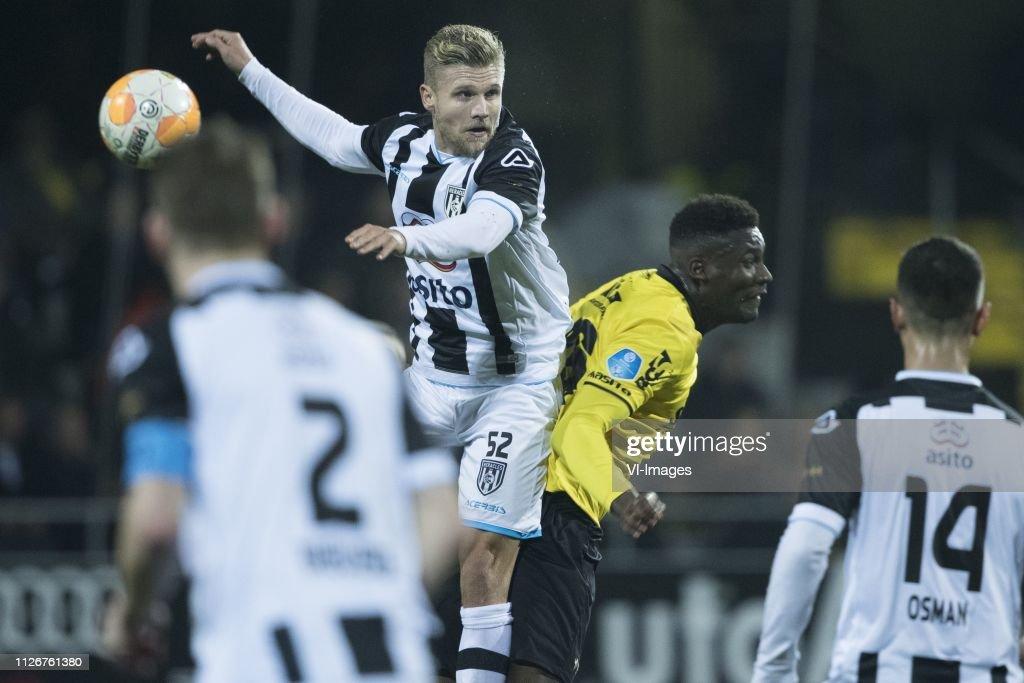"Dutch Eredivisie""VVV Venlo v Heracles Almelo"" : News Photo"