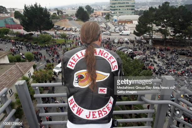 34 Hells Angels President At Club Usa Pictures, Photos & Images
