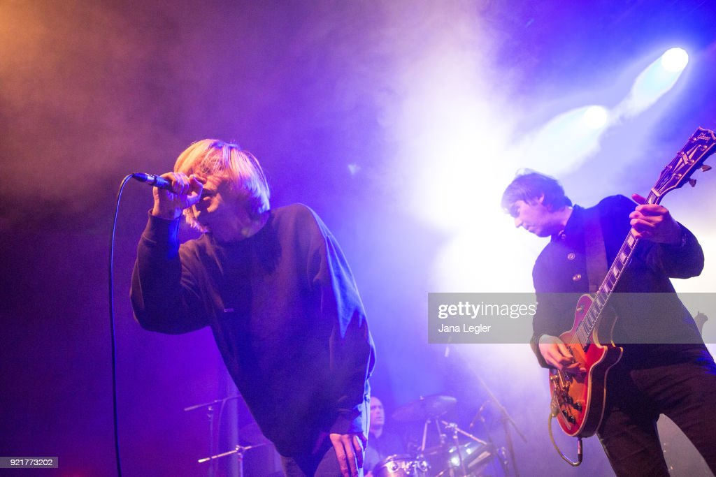 The Charlatans Perform In Berlin