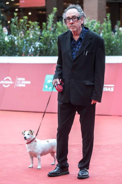 ITA: Tim Burton Close Encounter - 16th Rome Film Fest 2021