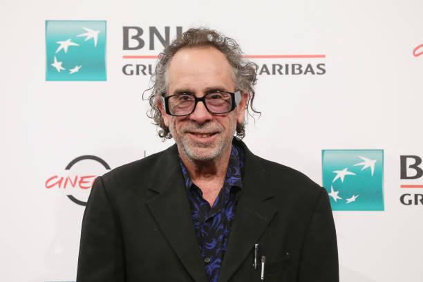 ITA: Tim Burton Photocall - 16th Rome Film Fest 2021
