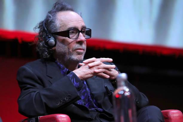 ITA: Tim Burton Press Conference - 16th Rome Film Fest 2021