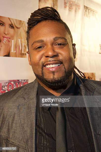 Tim Butler attends the Private Listening Party For Kadesh aka Desiree Coleman Jackson Hosted By ESPN Sports Analyst Mark Jackson at HOME on April 10...