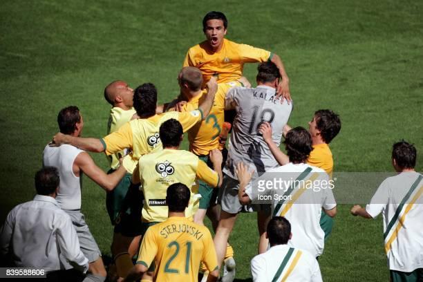 Tim CAHILL Australie / Japon Coupe du Monde 2006