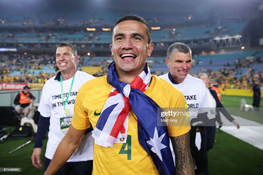 Australia v Honduras - 2018 FIFA World Cup Qualifiers: Leg 2 : News Photo