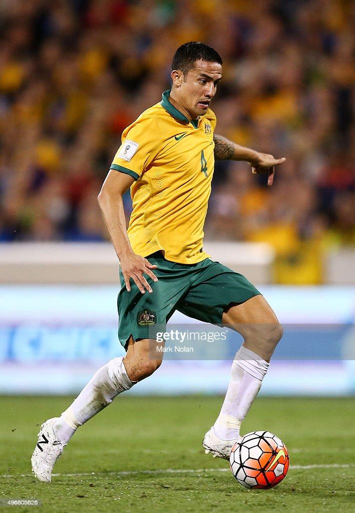 Australia v Kyrgyzstan - 2018 FIFA World Cup Qualification : News Photo