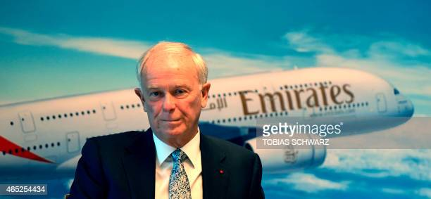 ceo of emirates airlines