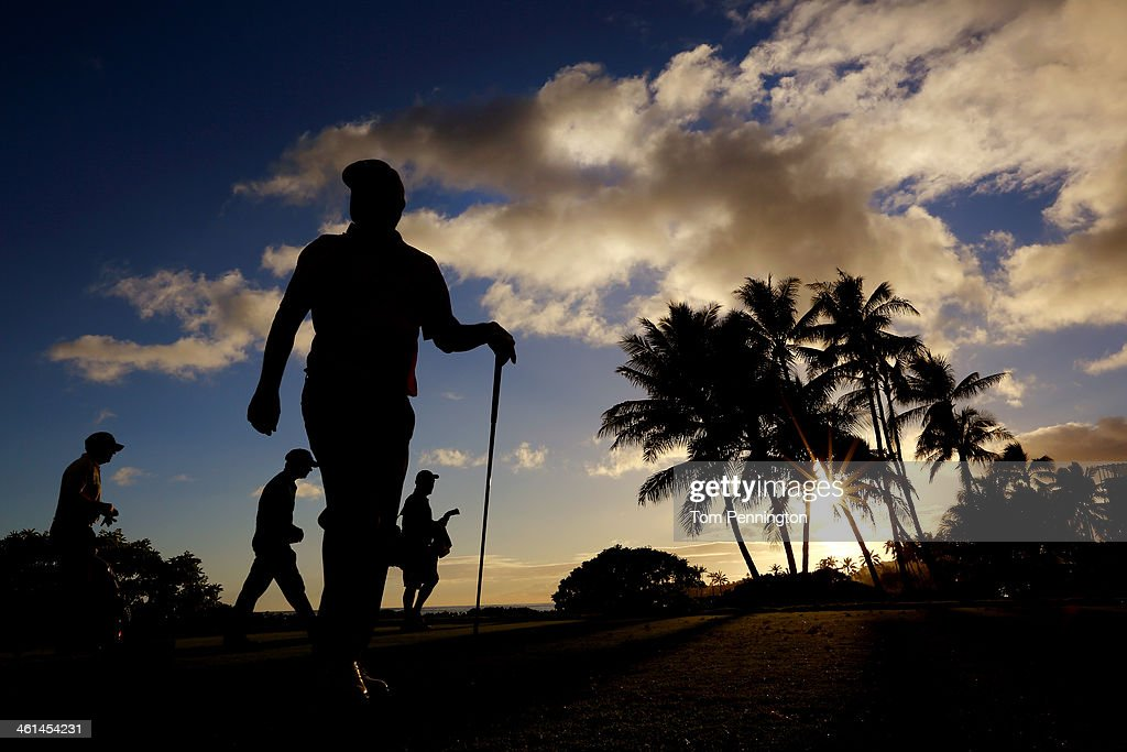 Sony Open in Hawaii - Preview Day 3