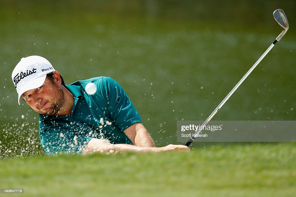 Crowne Plaza Invitational at Colonial - Round Three