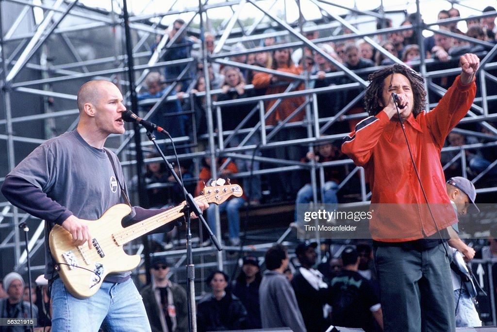 Tibetan Freedom Concert 1996 - San Francisco CA : News Photo