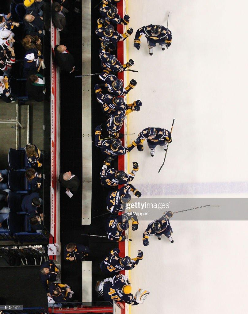 Carolina Hurricanes v Buffalo Sabres : News Photo