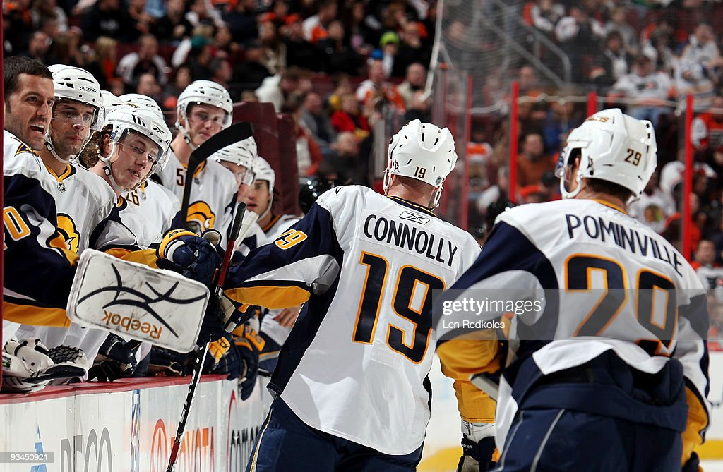 Buffalo Sabres v Philadelphia Flyers : News Photo