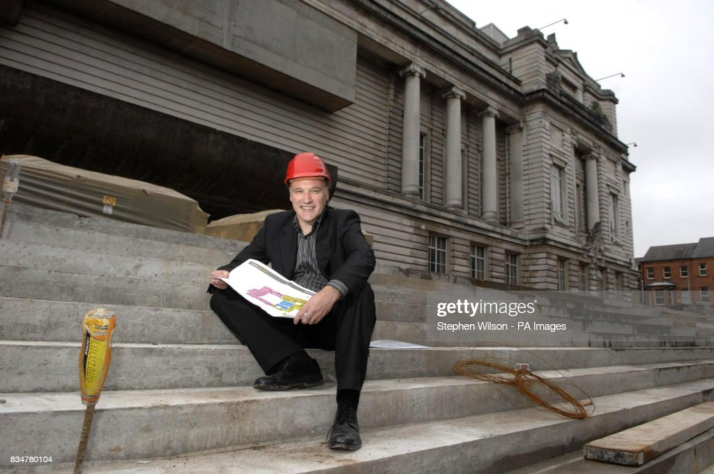 Tim Cooke Chief Executive Of National Museums Of Northern Ireland News Photo Getty Images