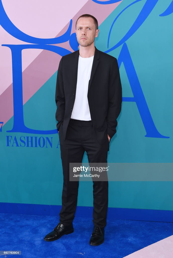 Tim Coppens attends the 2017 CFDA Fashion Awards at Hammerstein Ballroom on June 5, 2017 in New York City.
