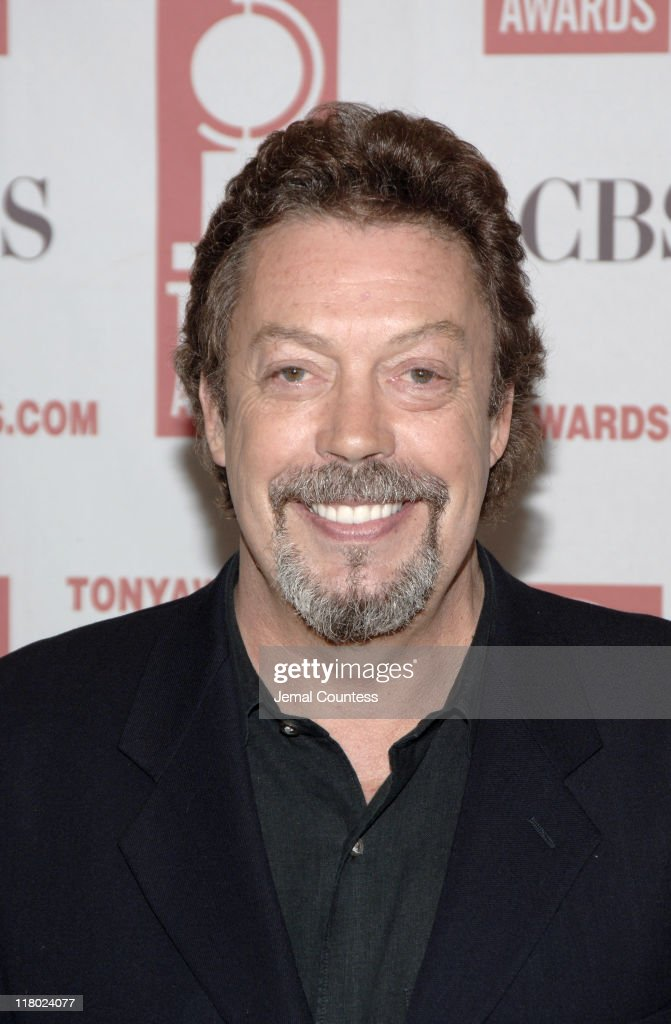 Tim Curry during 59th Annual Tony Awards - 'Meet The Nominees' Press Reception at The View at The Marriot Marquis in New York City, New York, United States.