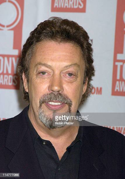 Tim Curry during 59th Annual Tony Awards Nomination Press Conference at Marriott Marquis in New York City New York United States