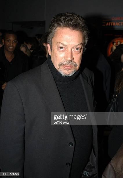 Tim Curry during Industry Screening of Miramax Films' Chicago at Loews Cineplex Odeon in Los Angeles California United States
