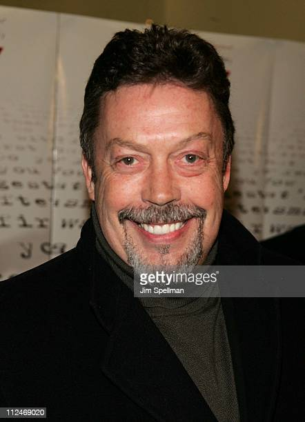 Tim Curry during Kinsey New York City Premiere Outside Arrivals at Beekman Theater in New York City New York United States