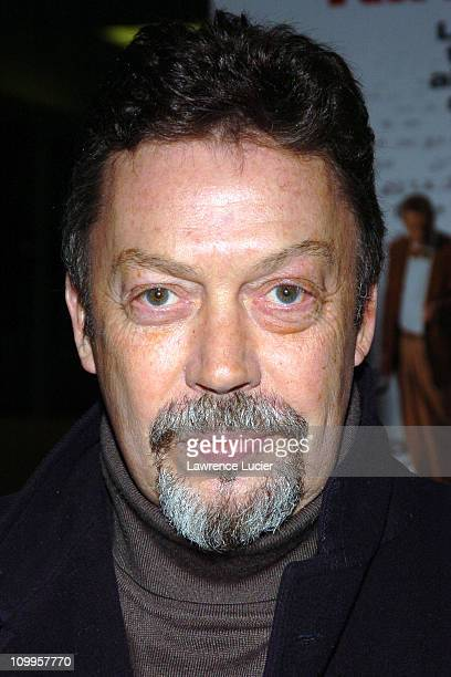 Tim Curry during Kinsey New York Premiere at Beekman Theater in New York City New York United States