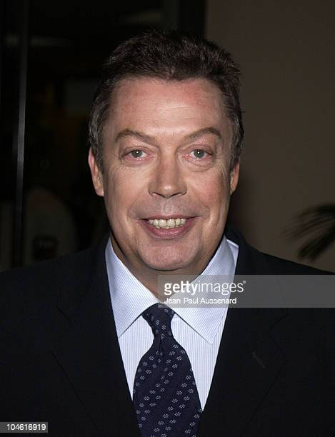 Tim Curry during The 4th Annual Family Television Awards Press Room and Arrivals at Beverly Hilton Hotel in Beverly Hills California United States