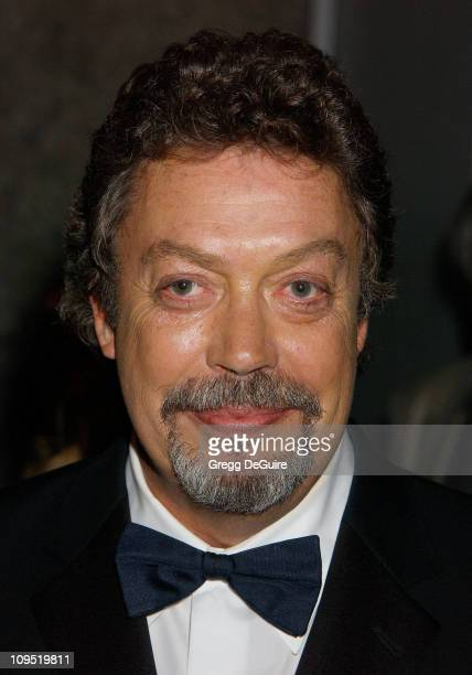 Tim Curry during The Actors' Fund of America Presents All About Eve at The Ahmanson Music Center in Los Angeles California United States