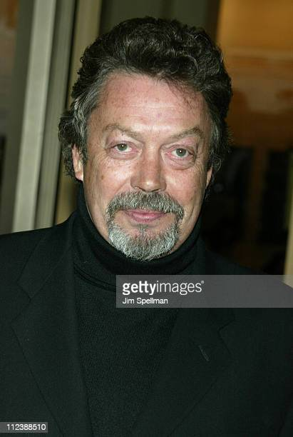 Tim Curry during The Film Society of Lincoln Center Gala Tribute to Susan Sarandon at Avery Fisher Hall Lincoln Center in New York City New York...