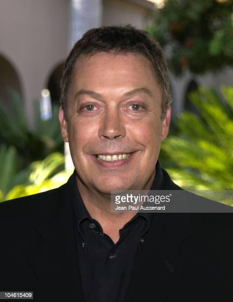 Tim Curry during The WB Network's 2002 Summer Press Tour at Ritz Carlton Hotel in Pasadena California United States