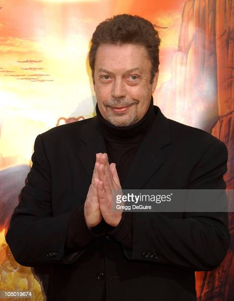Tim Curry during The Wild Thornberrys Movie Premiere at Cinerama Dome in Hollywood California United States