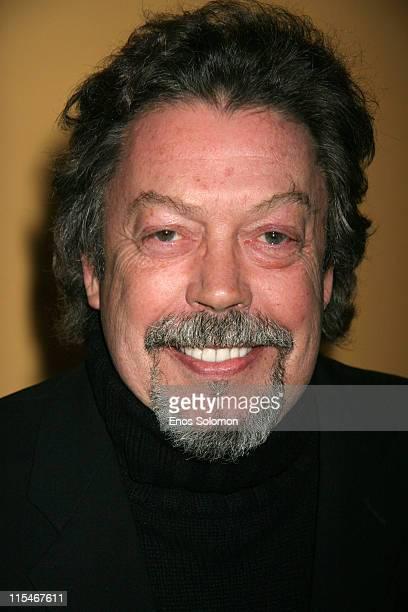 Tim Curry during ''There Used To Be Fireflies'' Opening Night January 20 2007 at Play Opening in Los Angeles California United States
