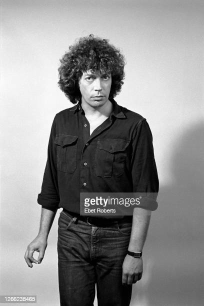 Tim Curry studio portrait in New York City on July 20 1980