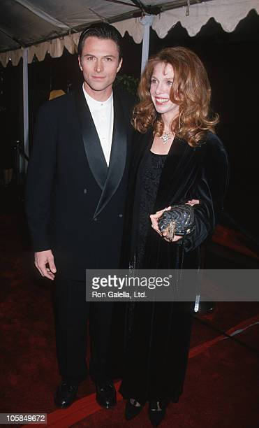 Tim Daly and wife Amy Van Nostrand during The 21st Annual People's Choice Awards at Universal Studios in Universal City California United States