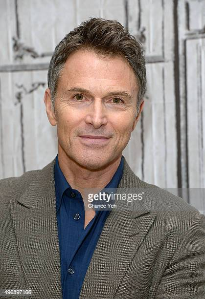 Tim Daly attends AOL BUILD presents Tim Daly discusses 'The Daly Show' at AOL Studios In New York on November 12 2015 in New York City