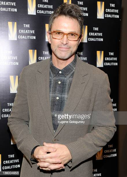 Tim Daly attends the Creative Coalition 2011 Holiday Party and Annual Meeting with 11th annual Michael Z Bennahum Forum at the HBO Theater And...