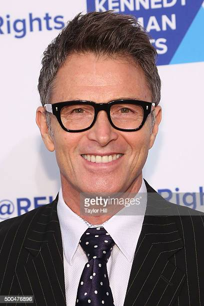 Tim Daly attends the Robert F Kennedy Human Rights 2015 Ripple Of Hope Awards at New York Hilton Midtown on December 8 2015 in New York City